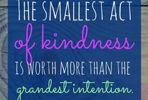 Acts of Love & Kindness