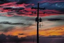 Power Lines / Interesting photos of power lines.