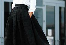 Fashion - Long and Maxi