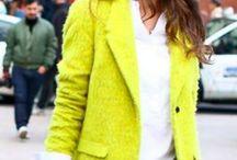 Fashion - Coats (spring)