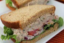 sandwiches / by Skye Olson
