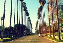 LA + Travel