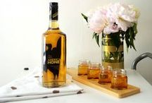 Serve Up Summer / In partnership with Wild Turkey American Honey to capture the essence of Americana entertaining all summer long.