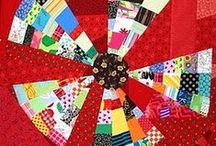Quilting Love / Patchwork / Quilting that I have found on the web that I love. SO much wonderful craftiness out there.  / by Abby West