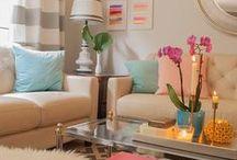 home/furnishing / by Elizabeth McClung