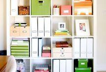Organizing 101 / by Jana Keller