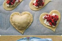 Valentine's Recipes & Ideas / Valentine's Recipes and ideas / by Kate Criswell (Kate's Healthy Cupboard)