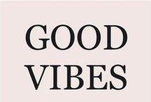 Good Vibrations / by FRESH GYPSY