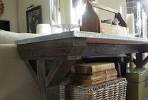 diy furniture/ for the home / by Laura Click