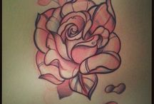 taTTooDLe / Tattoos and piercings  / by Jessica Benhart