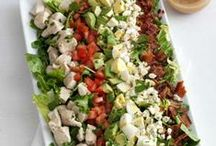 Salad Inspiration / Salads to try or healthify