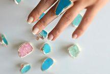 Crystals & Stones / by FRESH GYPSY
