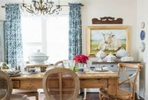 Dining Room / by Jennifer Griffin {Dimples and Tangles}
