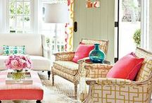 Living/Family Room / by Jennifer Griffin {Dimples and Tangles}
