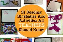 Teaching & Reading / Are you looking for some great reading activities and strategies? From teaching reading to struggling readers, to comprehension strategies and fluency ideas, I'm pinning my favorite reading activities.