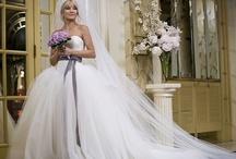 Weddings & Dresses  / The Glamour Side of Wedding on www.somethingtiffanyblue.com :)