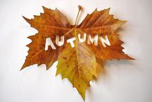 Autumn / Something's in the air ... it's time to cool off and get cozy. / by FRESH GYPSY