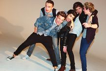 One Direction / by Taylor Wells