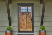 Front Door / The first impression of your home!