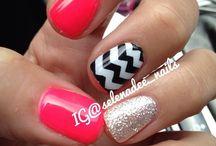 Nails / by Emily Bullis