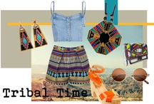Prints / #prints #tribal #colour #shoes #clothes #fashion #africa #style #zoemou #zoemoujewellery #sydney #australia