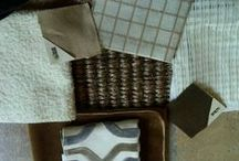 Fabric Choices for Clients' Homes / Fabrics, trims and rugs for specific rooms