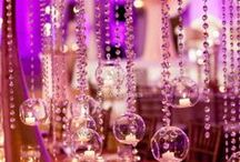 Devil Is In the Details / No detail is too small for Suhaag Garden when it comes to decorating your special event. Take a closer look at everything from centerpieces to crystal beads.