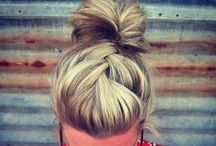 Hair / by Emily Bullis