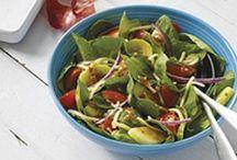 + salads