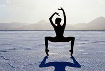 Fitness in Nature / Stretching, yoga, dance, and fitness in nature.