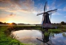 Holland / A short break to Holland reveals a land of contrasts where clusters of small islands huddle together and magnificent sandy beaches fringe the mainland. This lush scenery, together with the country's vibrant cities provided inspiration for master painters like Van Gogh and many more artisans through the ages; leaving Holland a unique cultural legacy that will enthral you.