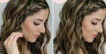 Beauty - Hair / Gorgeous hair styles & hair colours.