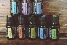 + essential oils
