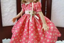 Effner little darlings 1 Long / Dresses with sleeves / Long / by Nijola Schwader