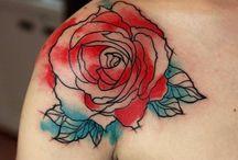 Tattoos / by Krista Lenhardt