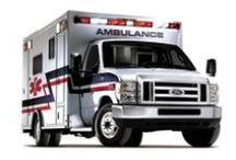 Backup Camera for Ambulance | Emergency Vehicles / Using mirrors alone will leave a Blind Zone that can endanger you, along with people and property nearby. Vehicle safety products like our backup camera systems for ambulances and emergency vehicles will give you a real-time and clear view of what's behind your vehicle.  Commercial and other large vehicle owners can find top-quality vehicle safety products that will offer you safety and security when you put your vehicle in reverse. All components in our wired systems can be mixed and matched.
