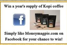 Competitions your should enter today! / #Win a load of fabulous competition prizes with @MoneyMagpie here. Click the links to find out how to enter - good luck!  http://www.moneymagpie.com