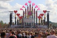 Festivals / Festivals for you to target across Belgium, Germany, Holland and France!