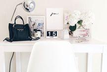 Home office / decor