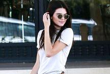 Style Kendall Jenner/ Kylie Jenner