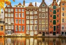 A to Z Amsterdam / Exploring what the city of Amsterdam has to offer, from A to Z!