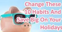 Change These 10 Habits And Save Big On Your Holidays / For years, British holiday-makers have had it easy. We haven't had to worry too much about budgeting because we would usually double our spending money (or near enough) in the exchange.  Check through this list and ask yourself, how many of these habits can I change?