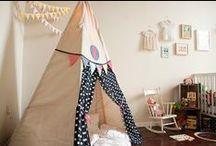 Home Décor / The inspiration you need for setting up a cozy nursery, redesigning the kids playroom, or just giving your bedroom a modern update.  / by Babble
