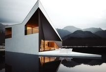 Amazing Architecture / by Audra Ibbetson