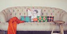 HOME sweet home / Zu Hause Ideen