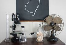 Home Decor / Furniture, and the things we place on and around furniture. / by Liz K.