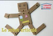 Activités manuelles / Craft Ideas for kids / Loisirs créatifs pour enfants