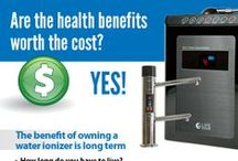 Water Ionizers / LIFE water ionizer reviews by experts and satisfied LIFE Ionizer customers. Get the FACTS on best water ionizers on the market today - LIFE Ionizers #waterionizer #alkalinewater