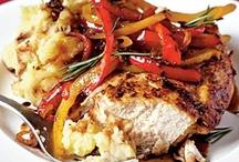 Chicken Recipes / (A few Turkeys thrown in here too!) / by Karen Mitchell