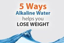 Benefits of Alkaline Water / Discover the life-changing benefits of alkaline water: Weight loss, detoxification, pH balance, better hydration and more - and the studies that prove it. #alkalinewaterbenefits #health